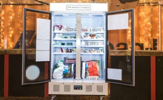 The eccy fridge