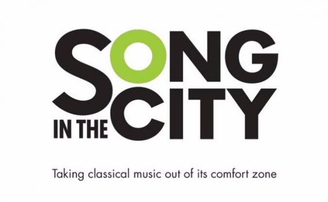 Song in the City's first world premiere CD!
