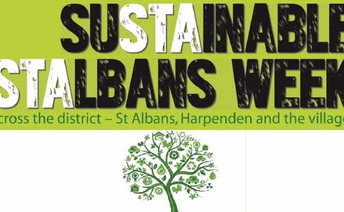 SuStAinable StAlbans Week 2017