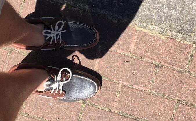 Get Clem Some Proper shoes