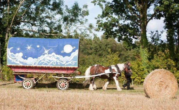 Save the last UK horse-drawn theatre company!