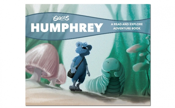 Humphrey: A Read and Explore Adventure Book