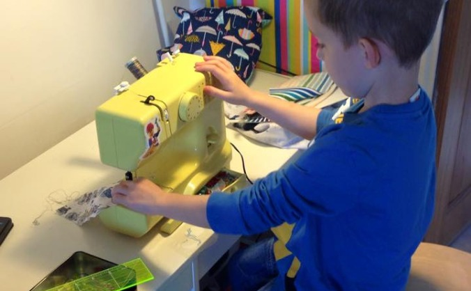 STITCH BRIDGEND SEWING SCHOOL - KIDS