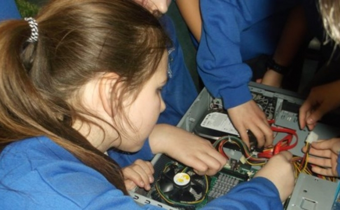 Tech Hub for Towcester Primary