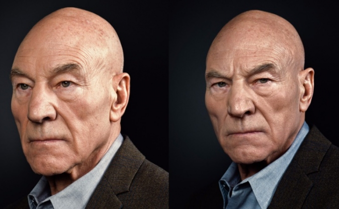 Star Trek Cast Portraits