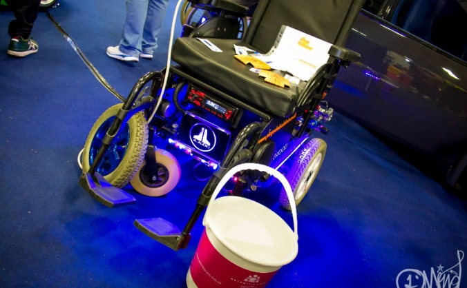 Pimp My Wheelchair Project