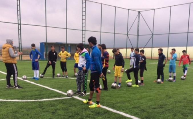 Onside Soccer Iraq