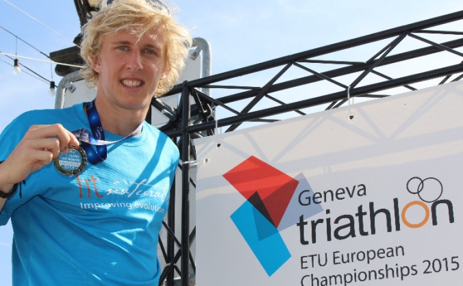 Michael Birchmore World Triathlon Championships