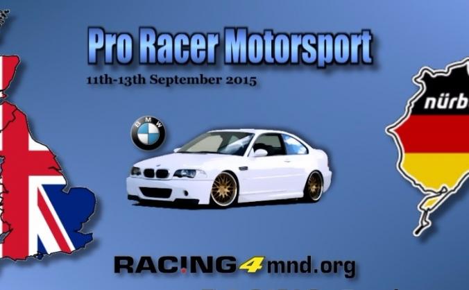 Nurburgring BMW Charity Challenge