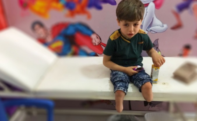 SYRIA – PROSTHETIC LIMBS CLINIC