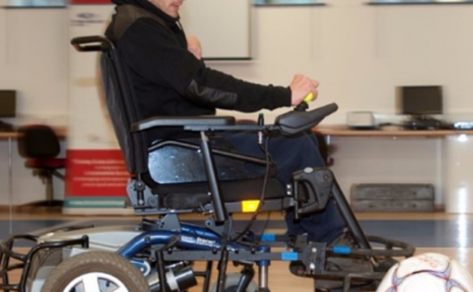 Lincolnshire Powerchair Football Club