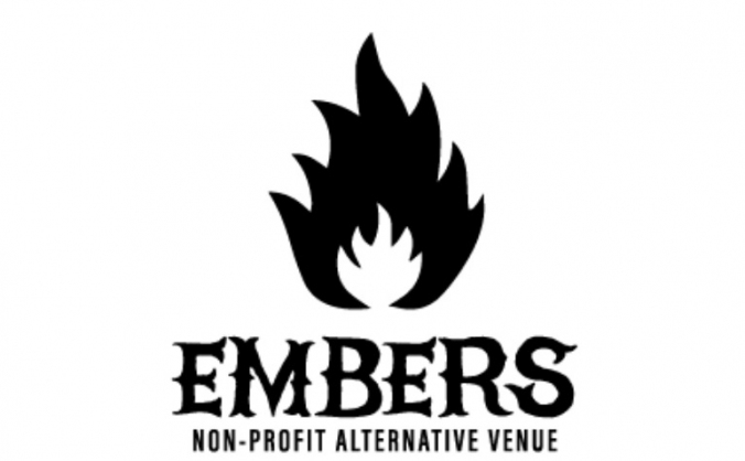 Embers Non-Profit Alternative Bar:  Set Up