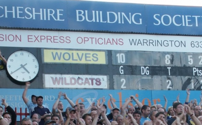 Wilderspool - Clocking Off