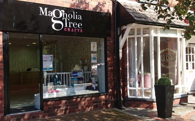 Taking Magnolia Tree Crafts Digital