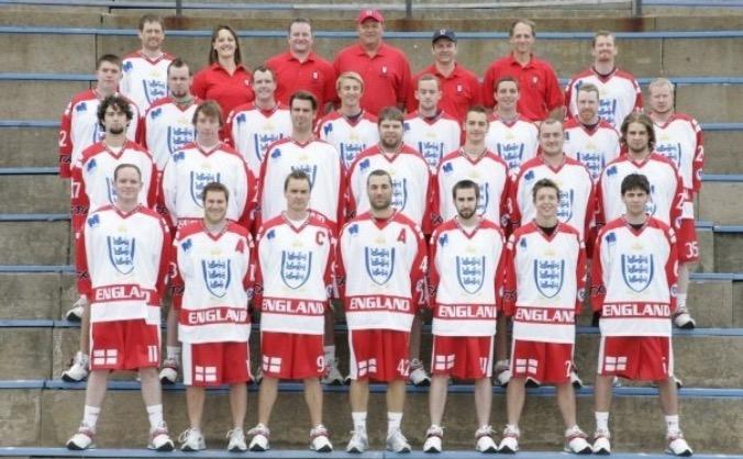 Alan Keeley  England Lacrosse 2015