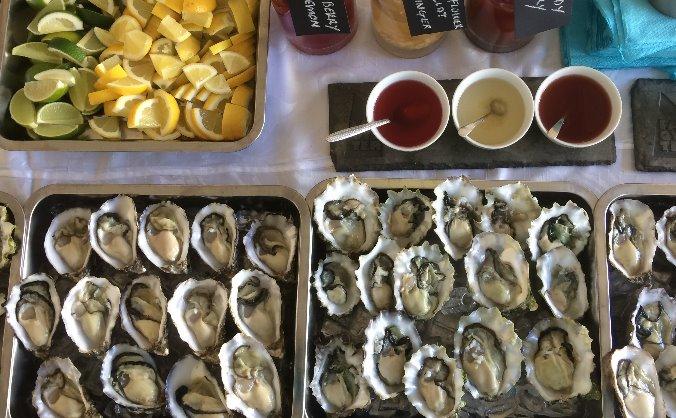 Cornish Oysters - Phase 10