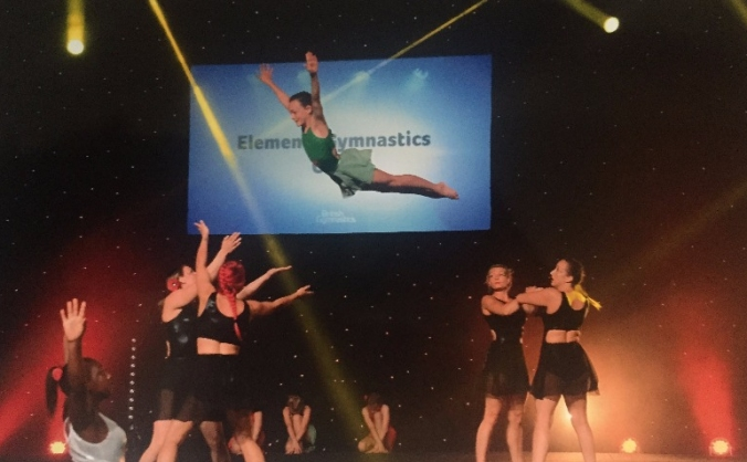 Elements Gymnastics Equipment Funding Project