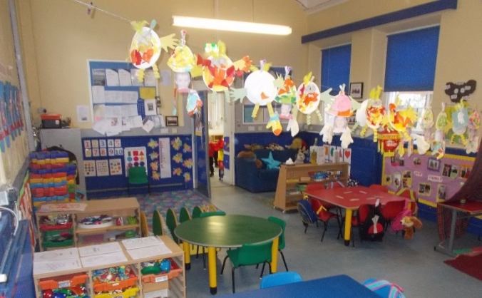 Support Ballougry  Community Playgroup