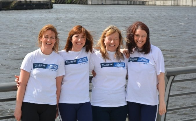 Yorkshire Rows attempting to break a world record