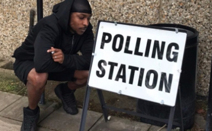 Seize the Vote - Political Education Programme