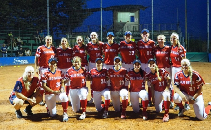 Great Britain Women's Softball - the road to 2020