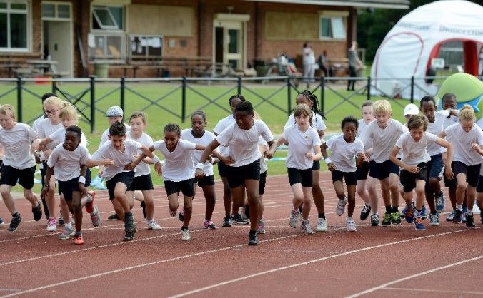 Kids' Marathon