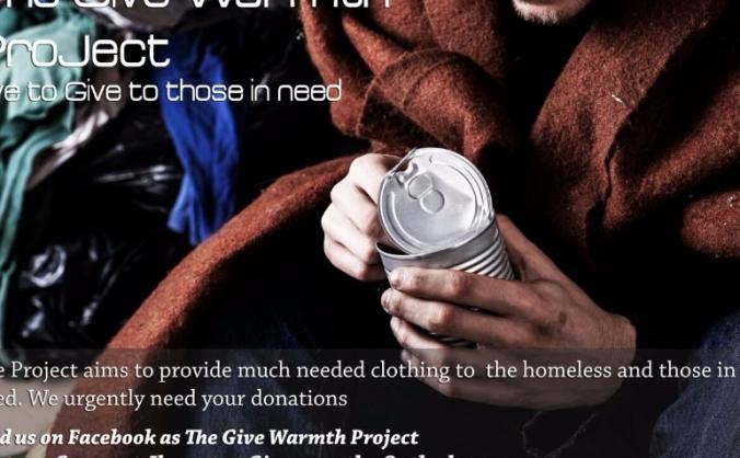 Winter Homeless Appeal