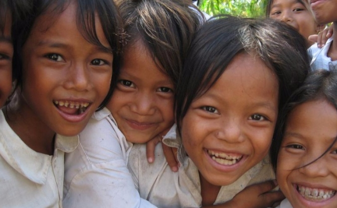 9 months volunteering with children in Cambodia