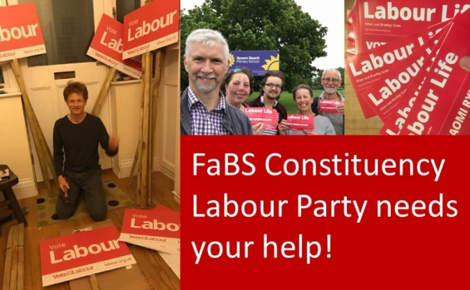 Elect a Labour MP for FIlton & Bradley Stoke