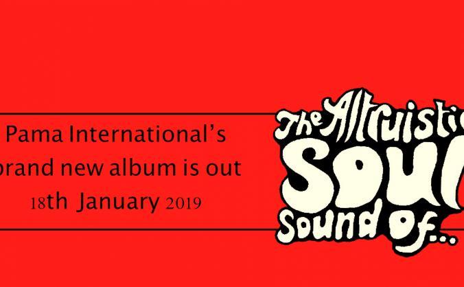 Pama International new album