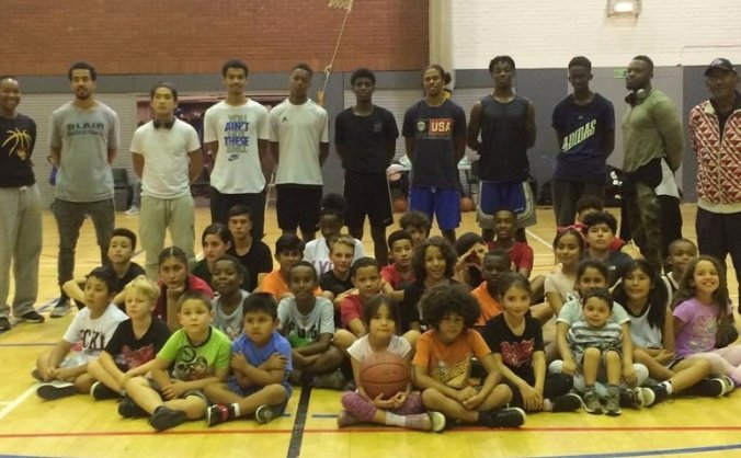 Brixton Topcats Basketball Club