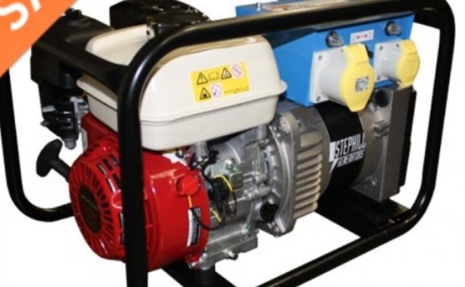 Help replace a stolen generator