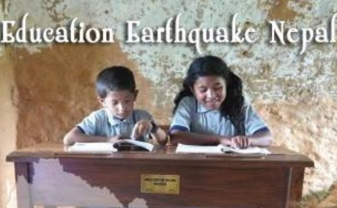 Education Earthquake Nepal