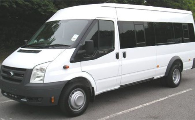 212th Glasgow Boys Brigade - Minibus Project