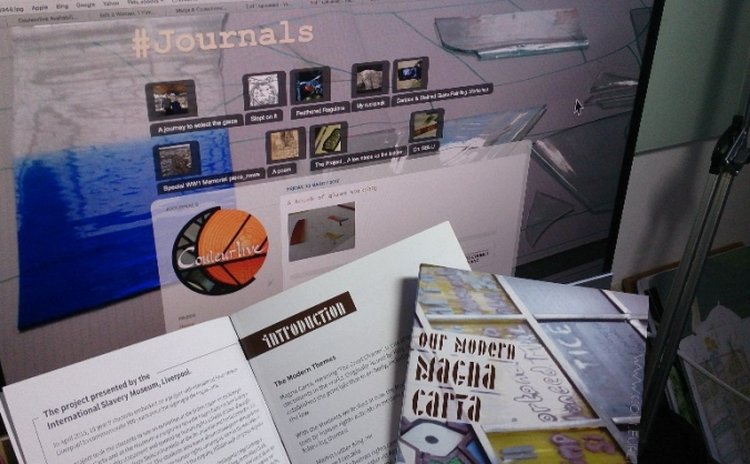 2 Women, 1 Film, the Community and a Journal