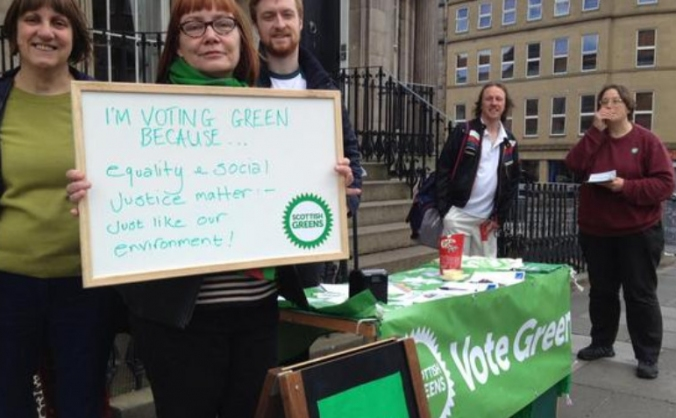 Help re-elect a Green councillor for Leith Walk