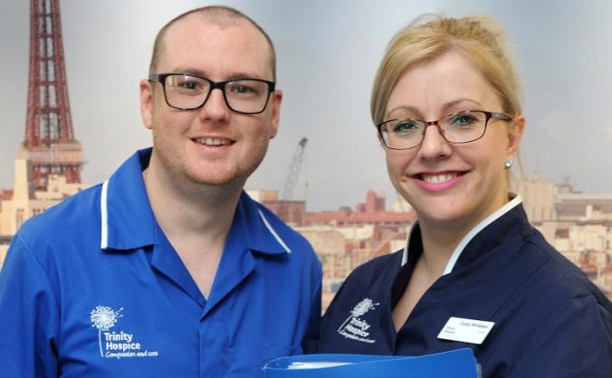 Trinity Hospice - Open Up Hospice Care