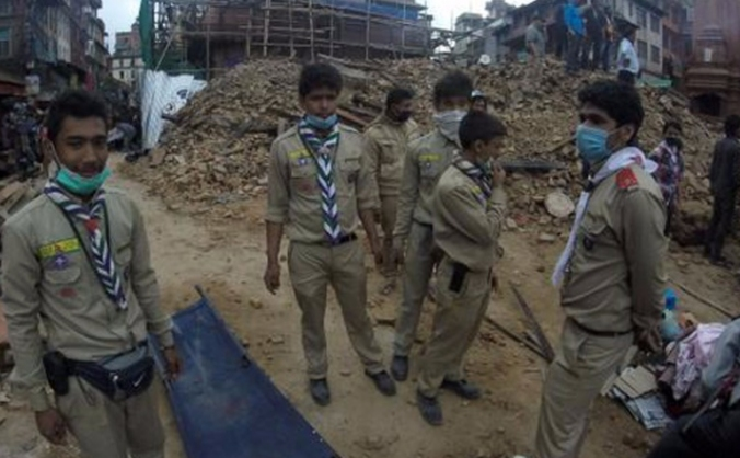 First Aid for Nepal