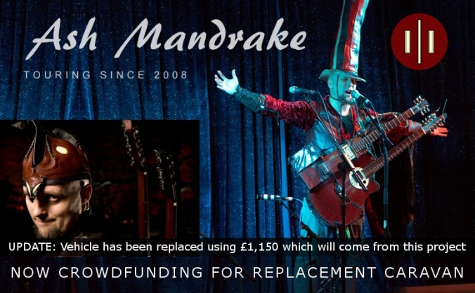 Ash Mandrake - Vehicle Replacement