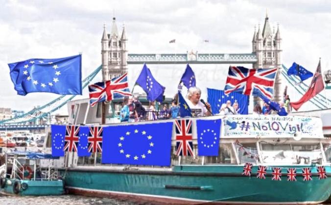 No10Vigil Summer Boat Party