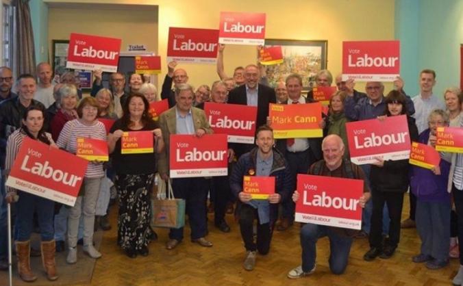 The North Devon Labour Party
