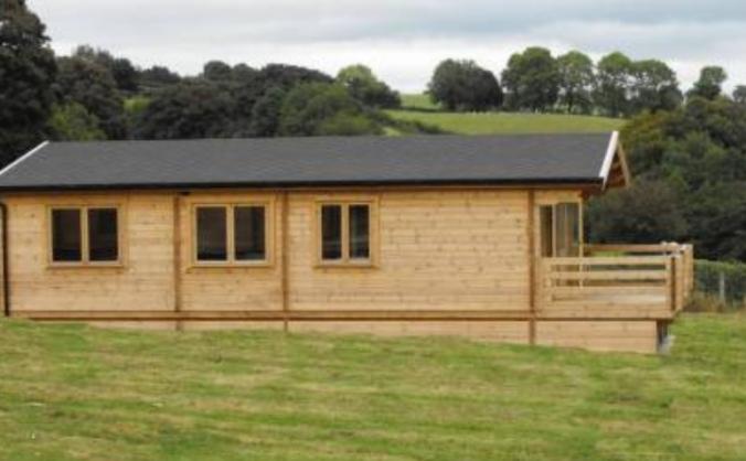 Peaceful Home - Adam's Log Cabin