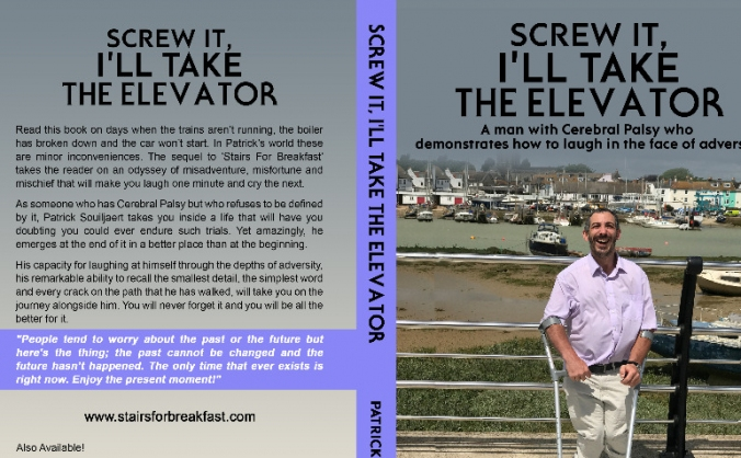 Publication of Screw it, I'll take the elevator!