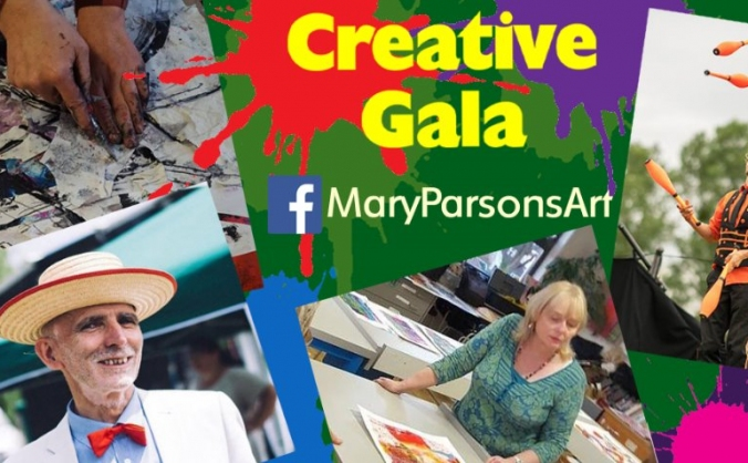 Creative Gala: wellbeing activities