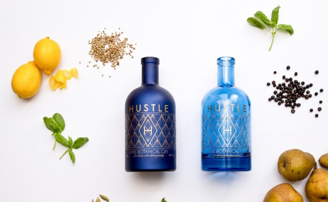 Hustle Gin -  For those who dare greatly..