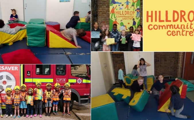 New Soft Play for Hilldrop Children