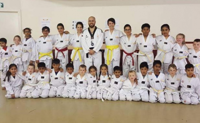 Funding to buy Taekwondo Mats