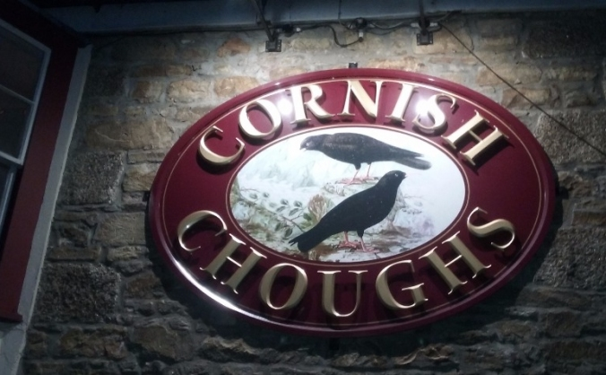 Save The Cornish Choughs!