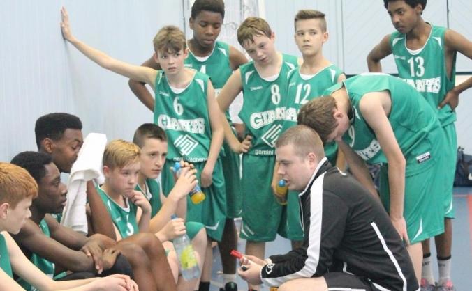 Junior Basketball Team Kit