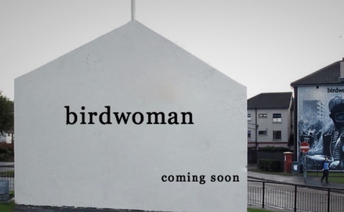 birdwoman - a short film set in Derry